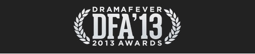 DramaFever 2013 Awards: 1 Week Left to Vote