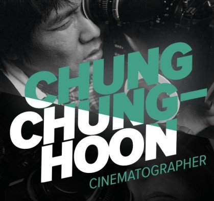 Cinematographer Chung Chung-hoon at the KCCUK