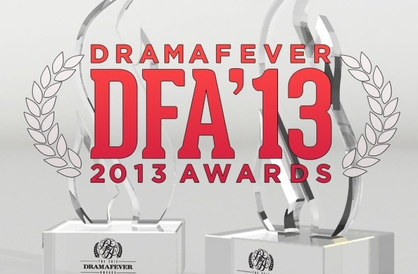 2013 DramaFever Awards: Results