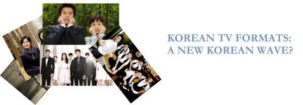 Korean TV formats: a new Korean wave?