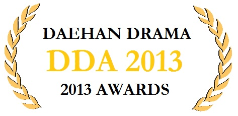 Daehan Drama Awards 2013: Nominees