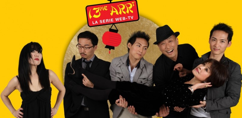 Paris' Chinatown gets its own webseries