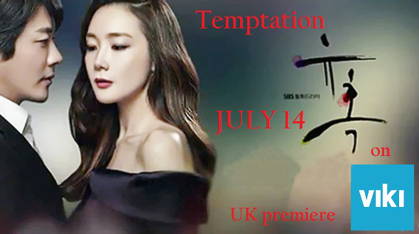 Korean Dramas Available on Viki in the UK – July 2014
