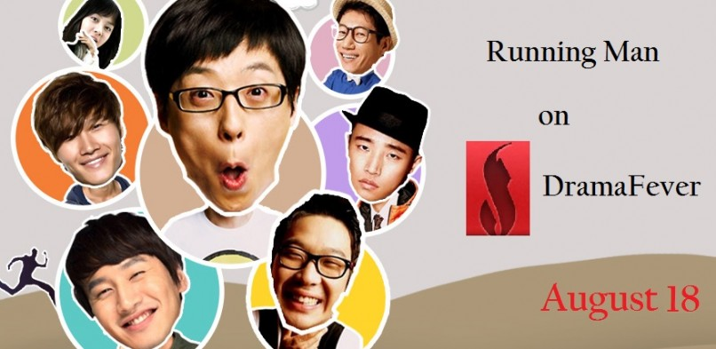 Running Man coming to the UK, dedicated events in London