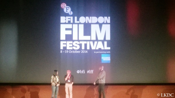 London BFI Film Festival: Interview with director Jacob Cheung