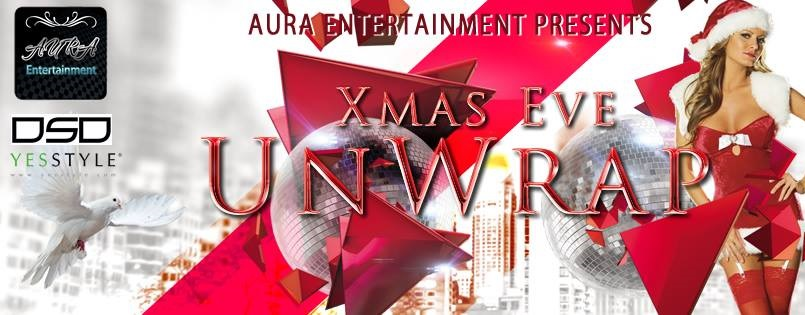 LKDC partner of Aura Events for Christmas party at Strawberry Moons