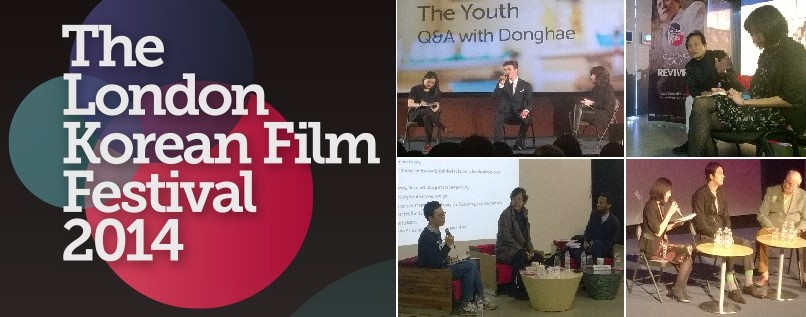 Interviews & Conversations with guests of the London Korean Film Festival 2014