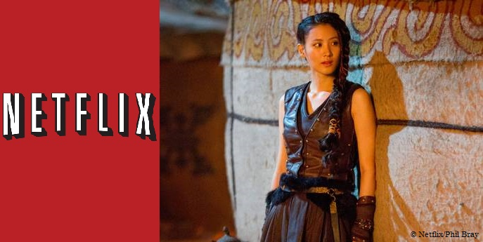 Korean actors in upcoming Netflix series 'Marco Polo', premieres on Dec. 12