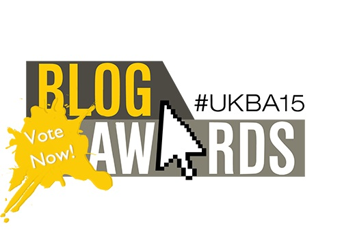 DaehanDrama.com in competition for the UK Blog Awards 2014