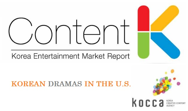 KOCCA Report on the Consumption of Korean dramas in the U.S.