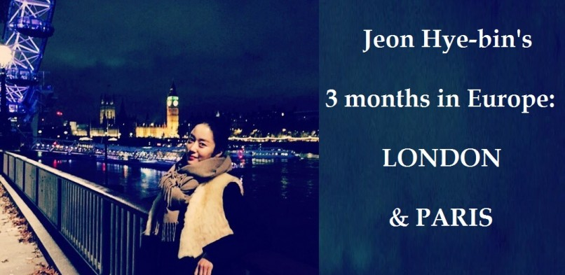 Highlights of Jeon Hye-bin's trip to the UK and France