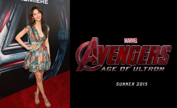 Avengers 2: Claudia Kim's career breakout, Marvel's hit success in Korea