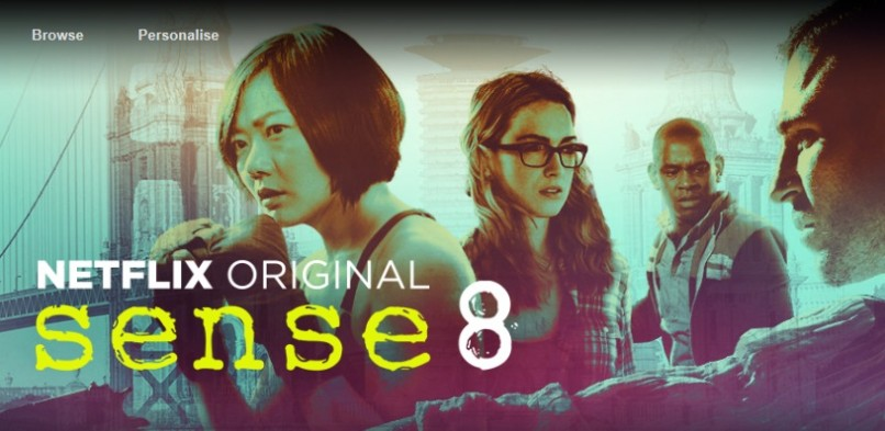 Netflix to premiere sci-fi series Sense8 starring Bae Doona on June 5th