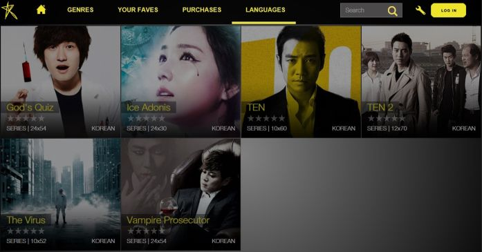 ScreenHits showcases selection of Korean crime dramas