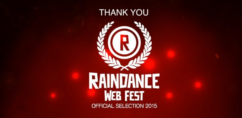 Ex-Model selected at Raindance Webfest 2015