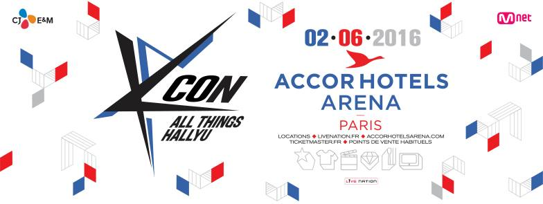 1st European KCON to take place in Paris on June 2nd