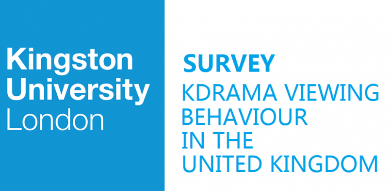 Survey of Kdrama viewing behavior in the UK